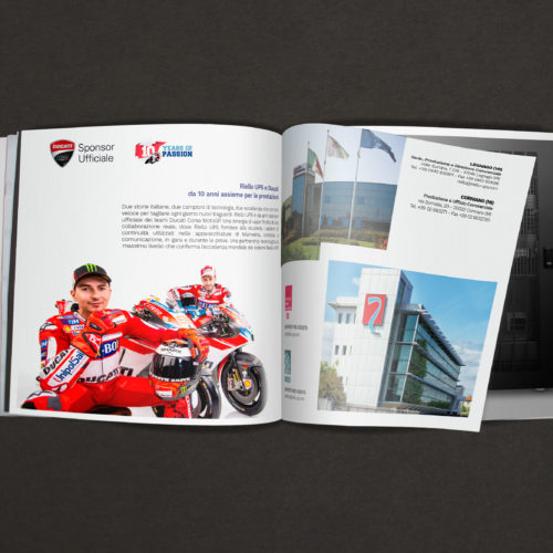 Brochure Riello UPS
