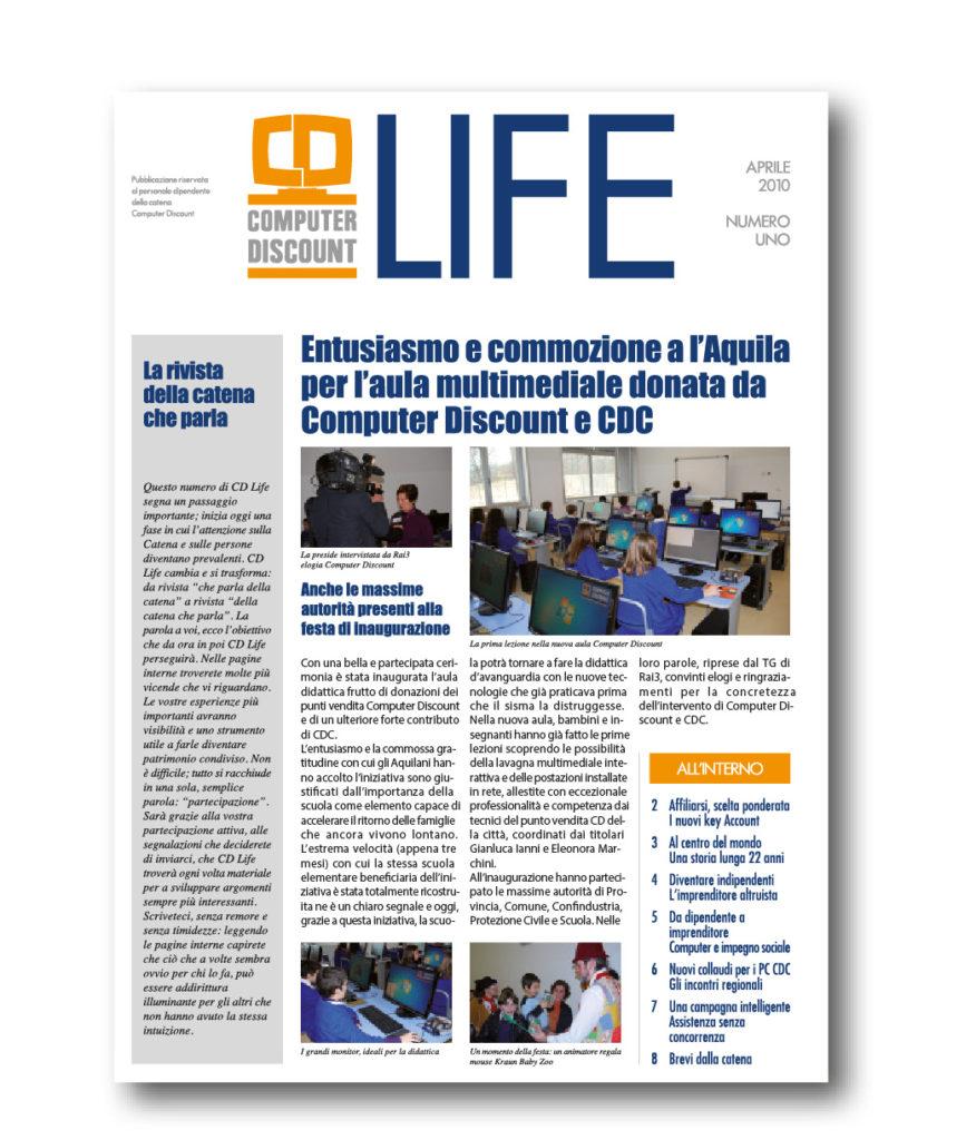 Comuncicazione interna CDC 2