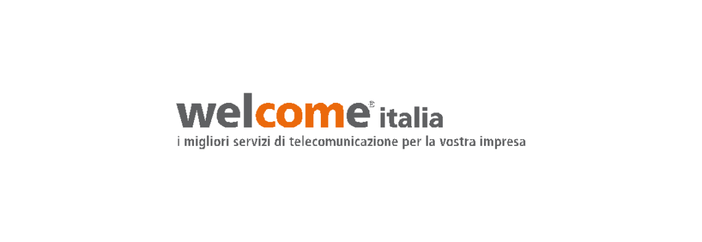 Welcome Italia logo