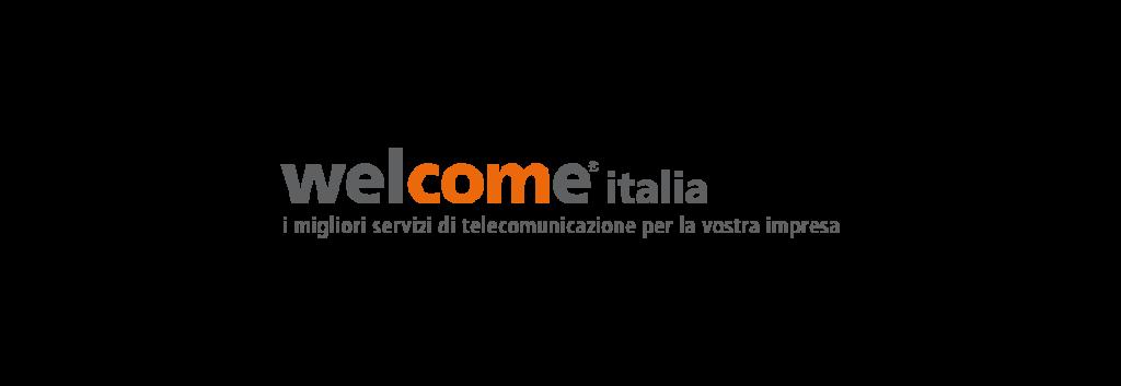 Welcome Italia logo