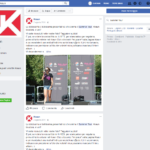 Pagina facebook Kraun