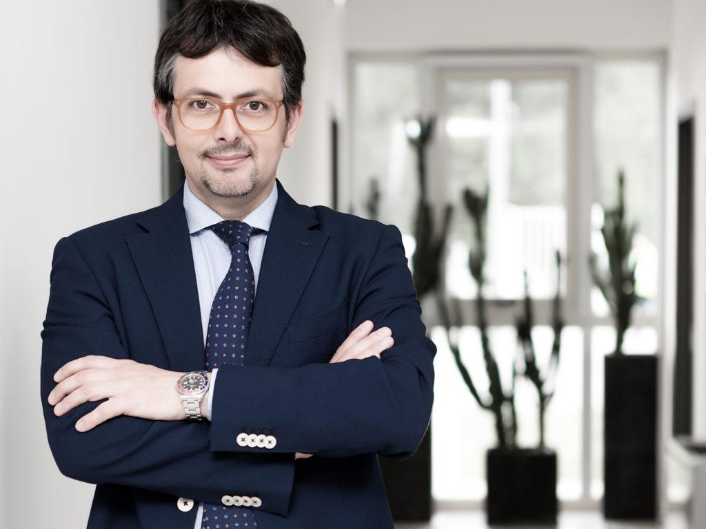 Andrea Bucci, Direttore Generale Knauf