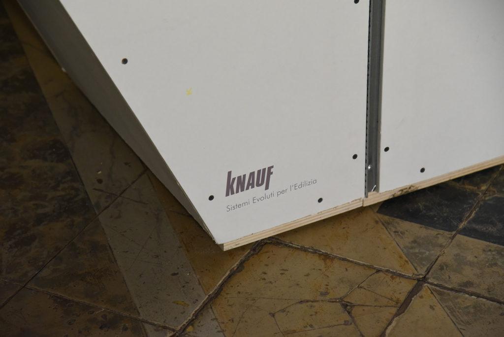 Dettaglio Lastra Knauf
