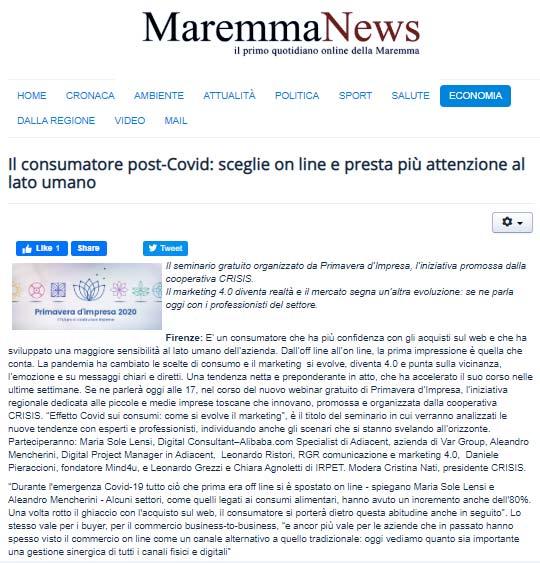 Maremma News