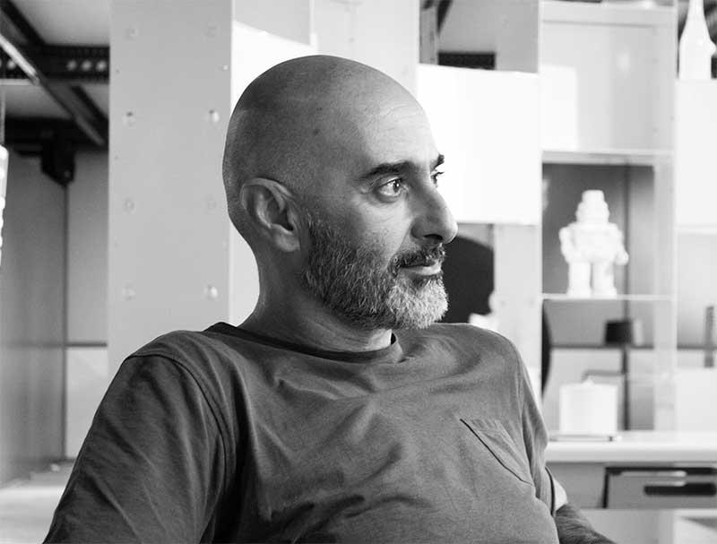 Licio Tamborrino, Scaffsystem