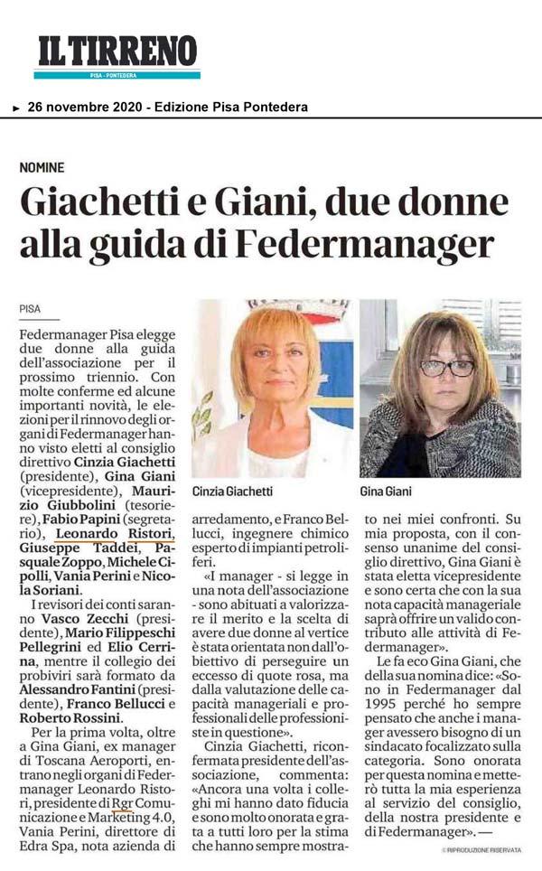 Il Tirreno Pisa