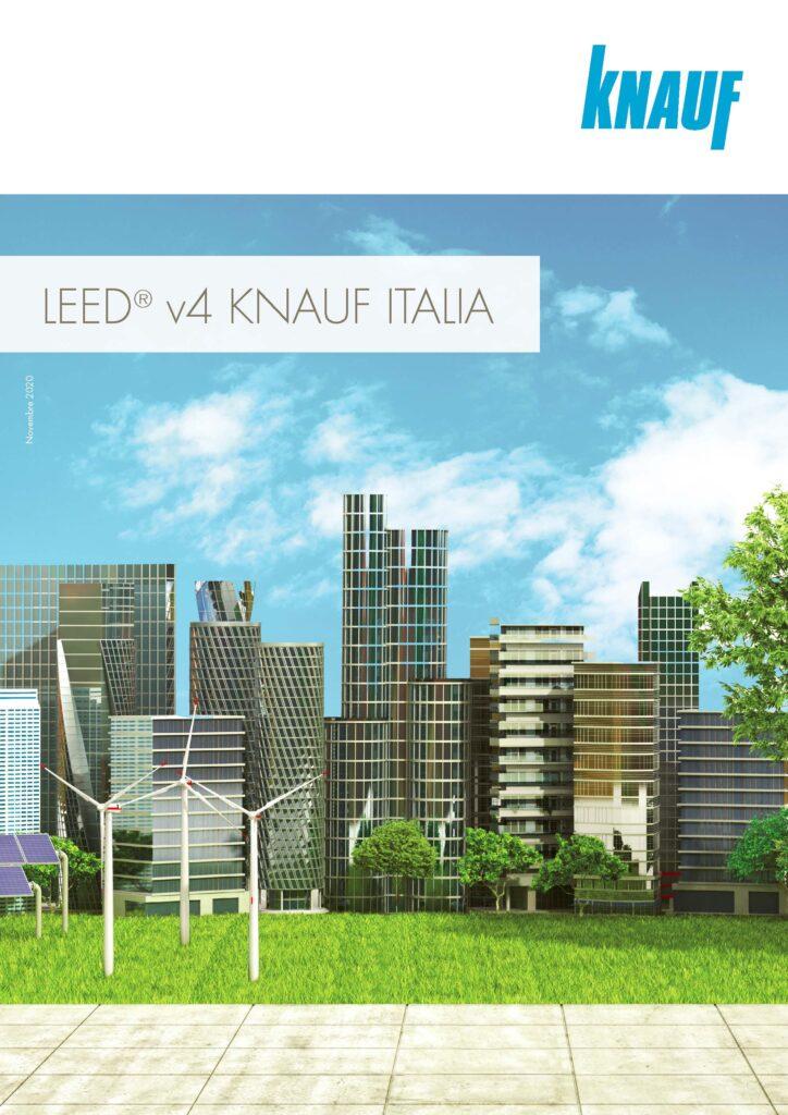 Manuale LEED Knauf Italia