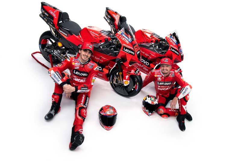 Riello UPS Ducati Corse 2021