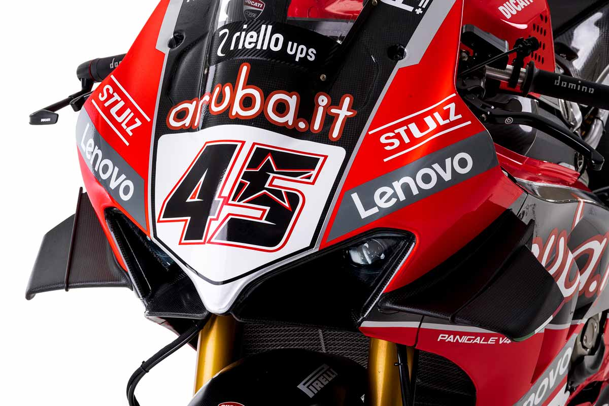 Riello UPS e Team Aruba.it Racing – Ducati