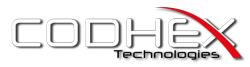 Logo Codhex