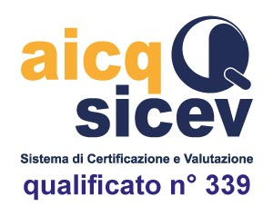 certificazioni • Auditor della sostenibilità ITALIA ESG AICQ-SICEV