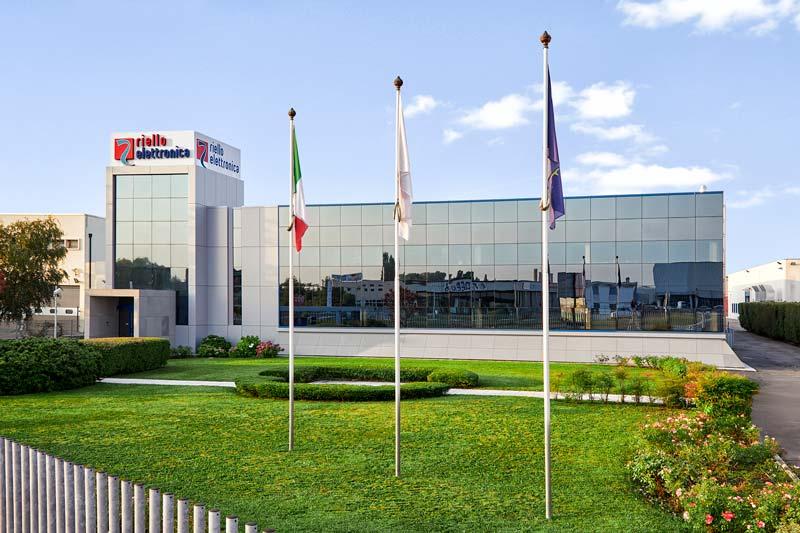 Riello Elettronica sede Legnago